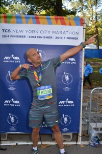 Marathon New York 2014