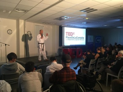 Conférence TEDx